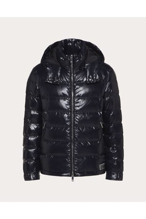 VALENTINO Men Jackets - Vltn Tag Down Jacket Man 100% Poliammide 46