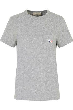 Maison Kitsuné Women Short Sleeve - Fox T-shirt