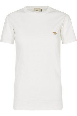 Maison Kitsuné Women Short Sleeve - Fox T-shirt