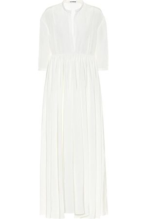 Jil Sander Maxi shirt dress