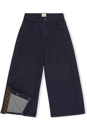 Fendi Wide-leg jeans
