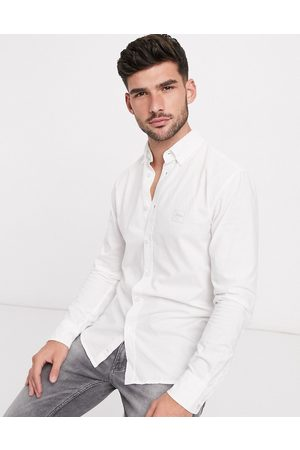 HUGO BOSS Mabsoot slim fit shirt in