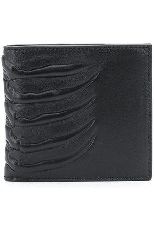 Alexander McQueen Embossed-motif cardholder