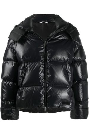VALENTINO Men Jackets - Zip-up hooded jacket