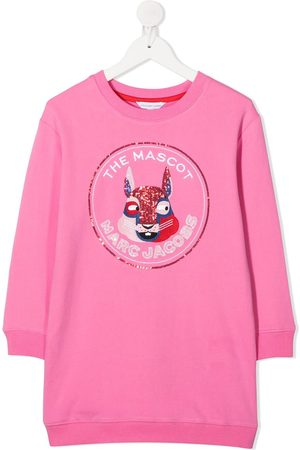 The Marc Jacobs The Mascot sweatshirt dress