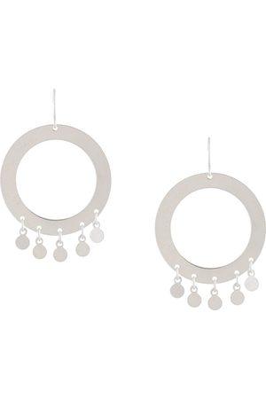 Petite Grand Women Earrings - Large circle earrings