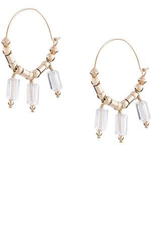 Petite Grand Women Earrings - Batty hoops earrings