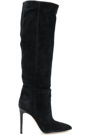 Paris Texas Women Thigh High Boots - Pointed toe knee-high boots
