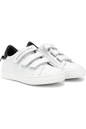 Givenchy Logo-print low-top sneakers