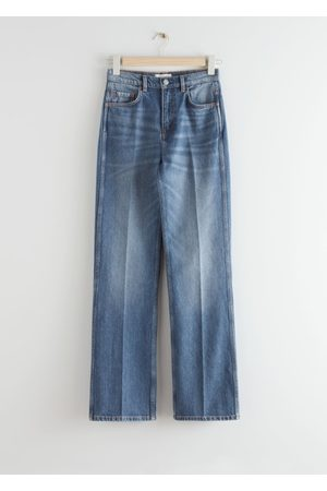 & OTHER STORIES High Waist Flared Leg Jeans