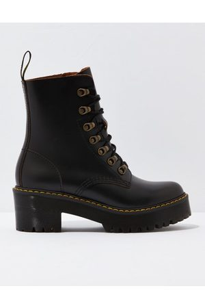 American Eagle Outfitters Dr. Martens Leona Platform Boot Women's 5