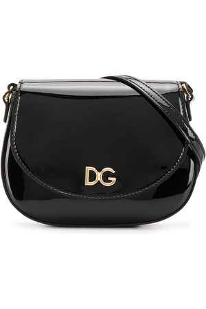 Dolce & Gabbana TEEN logo crossbody bag