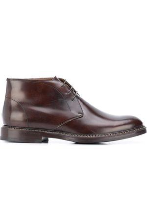 Brunello Cucinelli Men Lace-up Boots - Lace-up desert boot