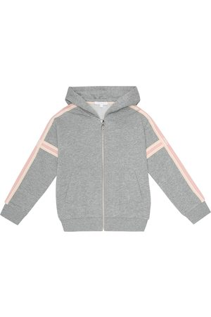 Chloé Cotton-blend jersey hoodie