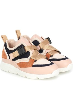 Chloé Colorblocked sneakers