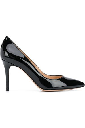 Gianvito Rossi Women Pumps - Varnished 85mm stiletto pumps