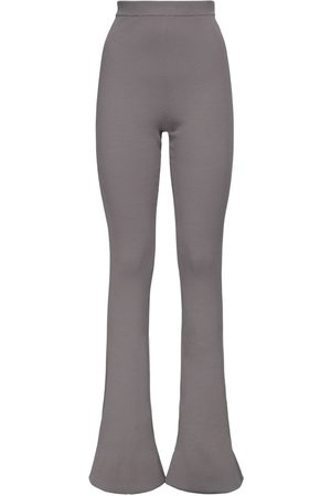 Rokh Flared Rayon Leggings