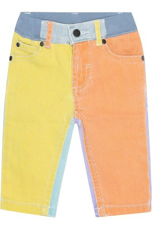 Stella McCartney Baby stretch-cotton jeans