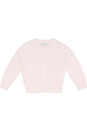 Stella McCartney Cotton and wool sweater