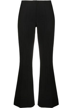P.a.r.o.s.h. Women Wide Leg Pants - Flared crop trousers