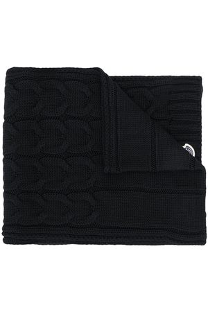 Moncler Boys Scarves - Ribbed knit scarf