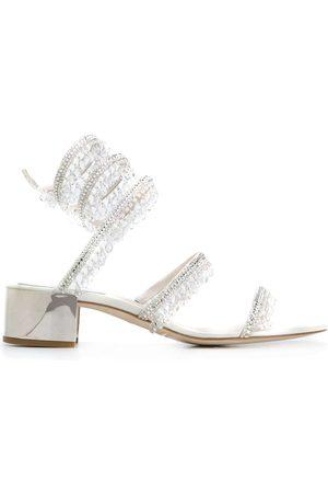 RENÉ CAOVILLA Cleo chandelier sandals