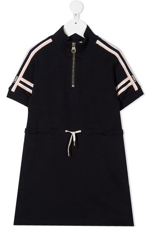 Chloé Zipped T-shirt dress