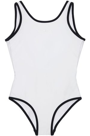 Balmain Embellished One Piece Swimsuit