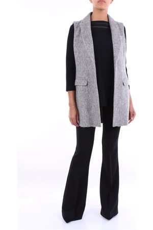 BARBA Vest Women Grey