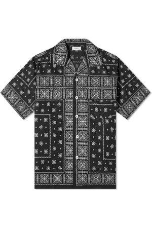 The Real McCoys Men Shirts - The Real McCoy's Joe Mccoy Bandana Shirt
