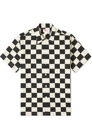 The Real McCoys Men Shirts - The Real McCoy's Buco Checkered Shirt
