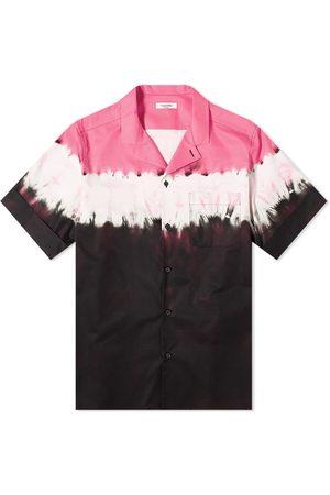 VALENTINO Block Tie Dye Vacation Shirt