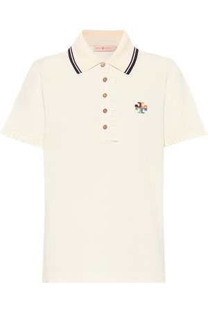 Tory Burch Cotton polo shirt