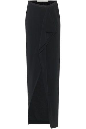 Rick Owens Grace jersey maxi skirt