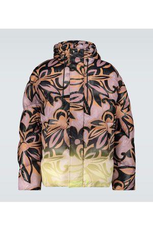 DRIES VAN NOTEN Floral padded jacket