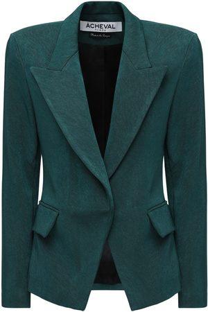 Acheval Pampa Gardel Gabardine Blazer Jacket