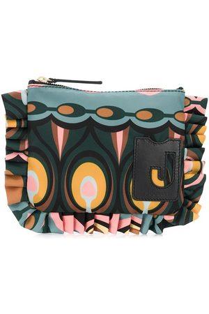 La DoubleJ Women Clutches - Patterned small deluxe pocket
