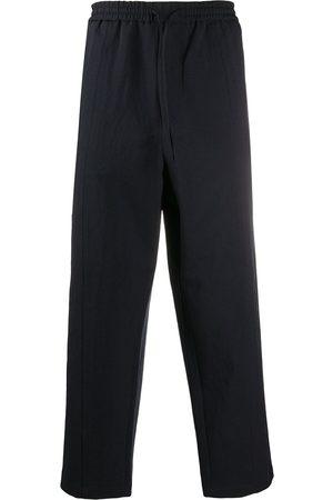 Jil Sander Drawstring waistband track pants
