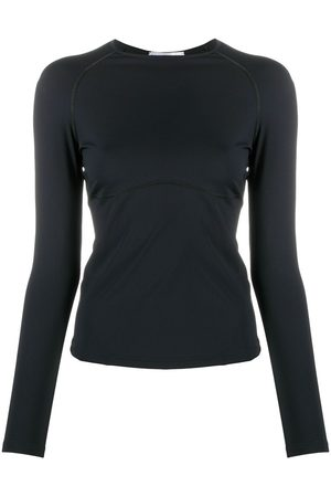 Balenciaga Women Long Sleeve - Athletic long-sleeve top