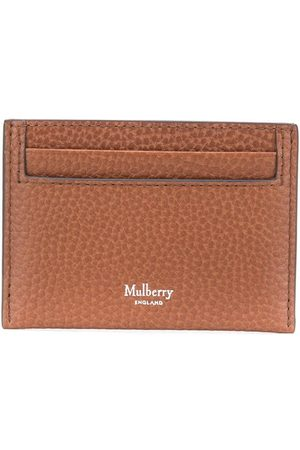 MULBERRY Grain-texture card holder - 103