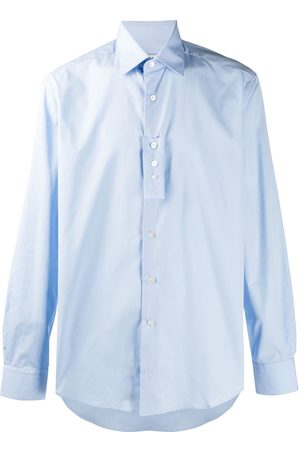 Lanvin Men Shirts - Fitted cotton shirt