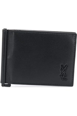 Saint Laurent Money clip bi-fold cardholder