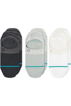 Stance Men Socks - Gamut Super Invisible 2.0 Sock - 3 Pack