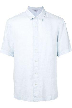 James Perse Short sleeve linen shirt