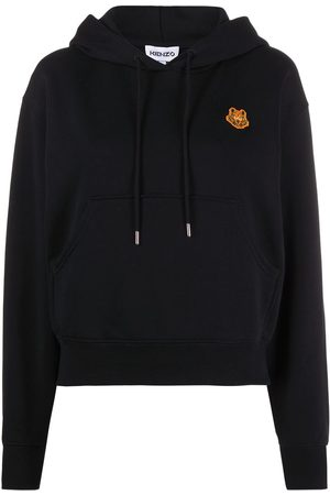 Kenzo Knitted cotton hoodie