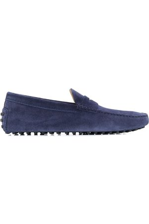 Tod's City Gommino Driving textured loafers
