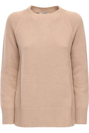 Max Mara Cashmere Knit Round Neck Sweater