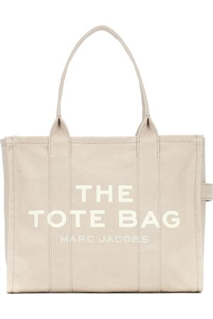 Marc Jacobs The Traveler canvas tote