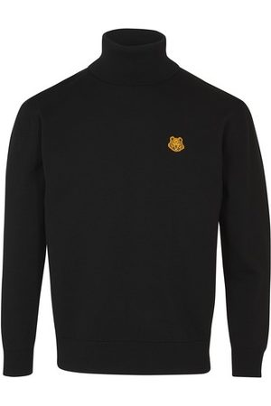 Kenzo Tiger turtleneck sweater
