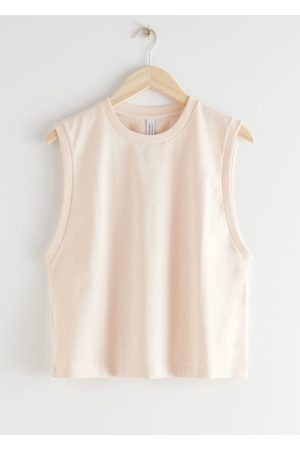 & OTHER STORIES Organic Cotton Tank Top